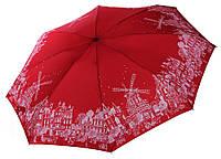 МІНІ парасолька Три Слона червона ( механіка ) арт. L5807-5, фото 1