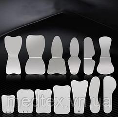 Стоматологическое зеркало из нержавеющей стали