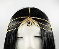 Найкраща прикраса на голову Тика з білими намистинами