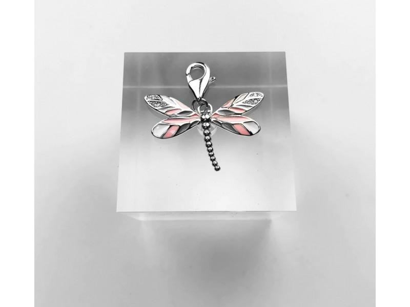 Серебряная Шарма Бабочка