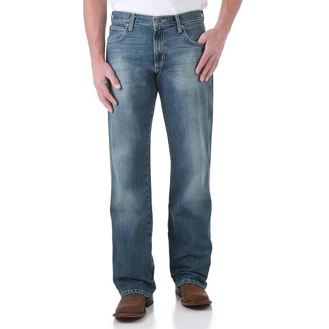 Джинсы мужские Wrangler WRT20RT Retro® Mid Rise Boot Cut Jean