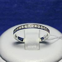 Серебряное кольцо Дорожка с цирконием кубическим 1008