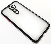 Чохол прозорий Miqilin case для Xiaomi Redmi Note 8 Pro