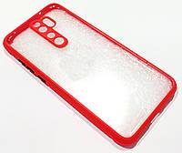 Чохол Miqilin case для Xiaomi Redmi Note 8 Pro Червоний
