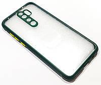 Чохол Miqilin case для Xiaomi Redmi Note 8 Pro Зелений