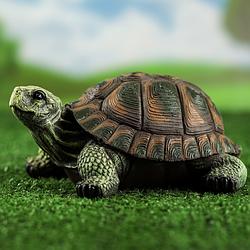 Садовые фигуры черепахи