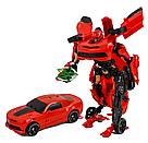 Робот Трансформер Бамблби Красный 29 см, фото 3