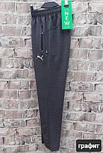 Спортивні штани чоловічі PUMA replika прямі розмір 46-56 купити оптом зі складу 7км Одеса
