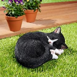 Садовые фигуры коты