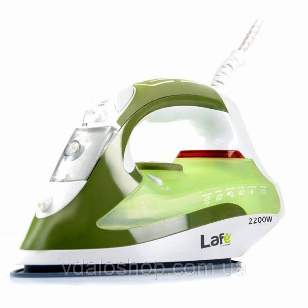 Паровой утюг Lafe LAF02a 2200 Вт утюг с отпаривателем електрический  УЦЕНКА! ГАРАНТИЯ! ПОЛЬША