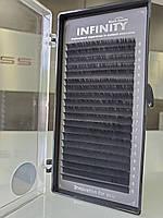 Ресницы INFINITY 20 линий В 0.10 Mix 6,7,8 мм, фото 1