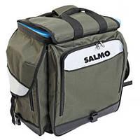 Ящик-рюкзак Salmo для зимней рыбалки H-2061