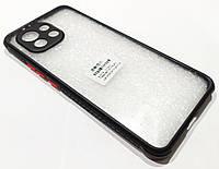 Чехол прозрачный Miqilin case для Xiaomi Mi 11