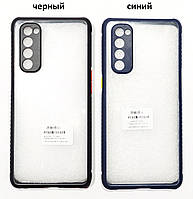 Чохол прозорий Miqilin case для Oppo Reno4 Pro 4G