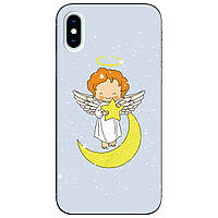 Чохол для Apple iPhone X Angel