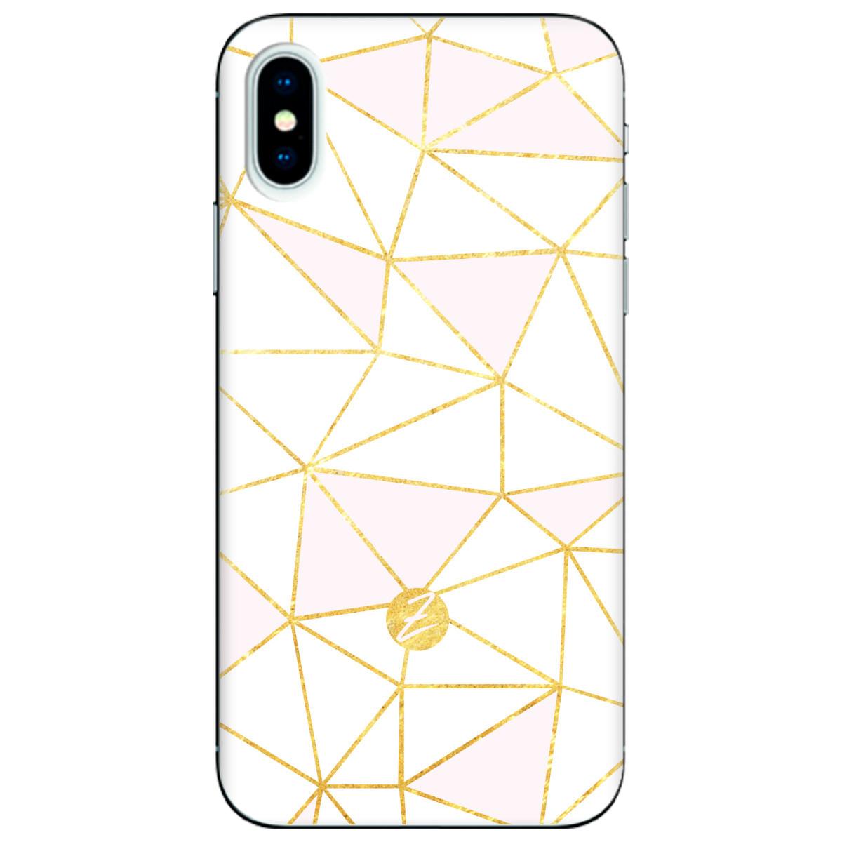 Чохол для Apple iPhone X Rose Gold