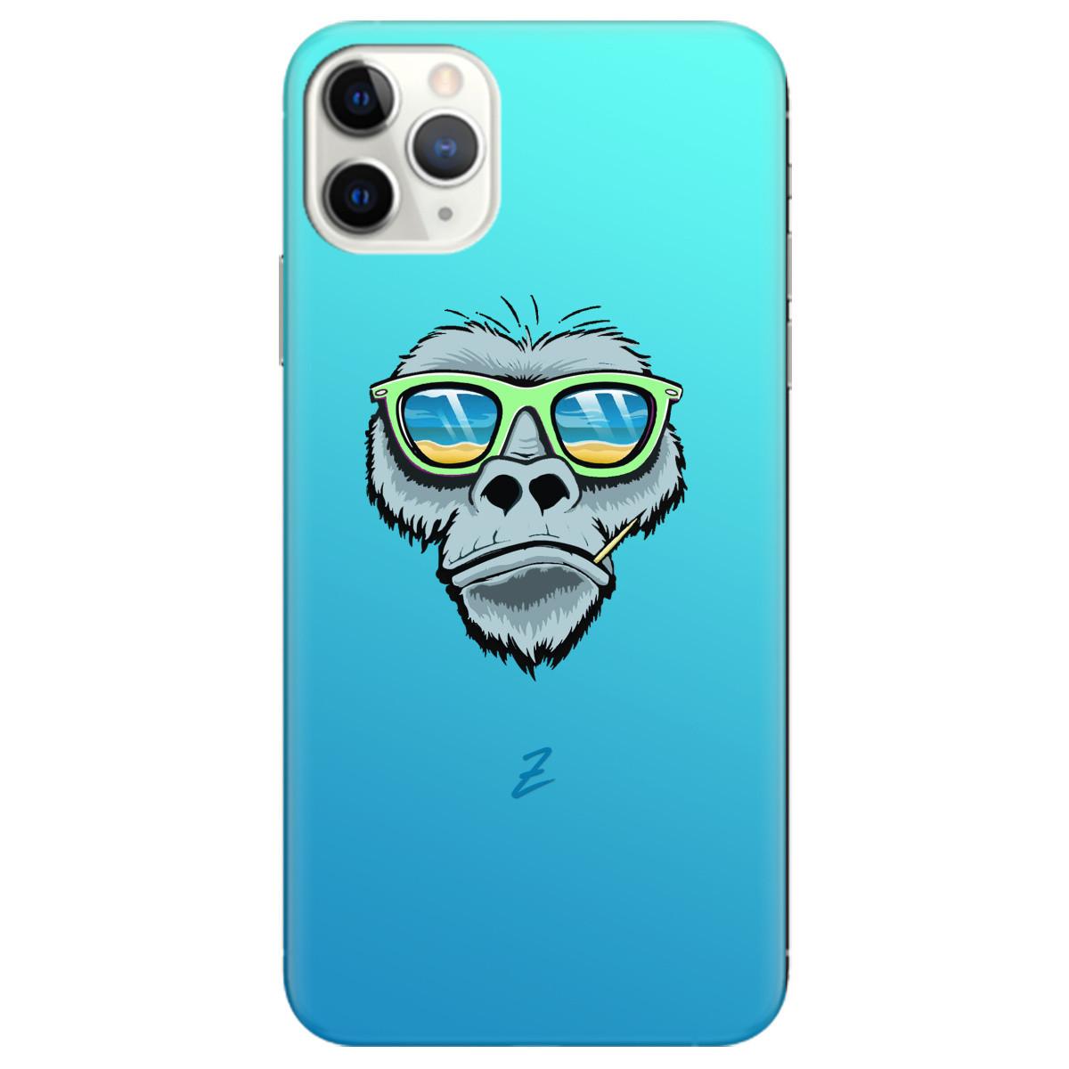 Чехол для Apple iPhone 11 Pro Max Monkey