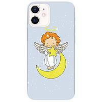 Чохол для Apple iPhone 12 Angel