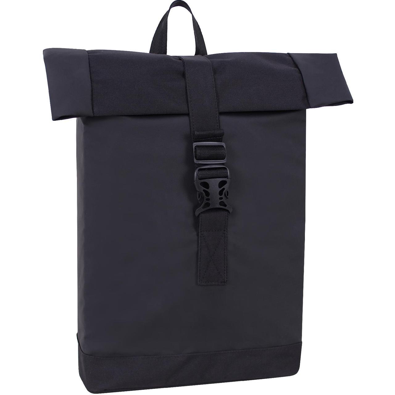 Рюкзак Bagland Florence 23 л. черный/кожзам (0057191)