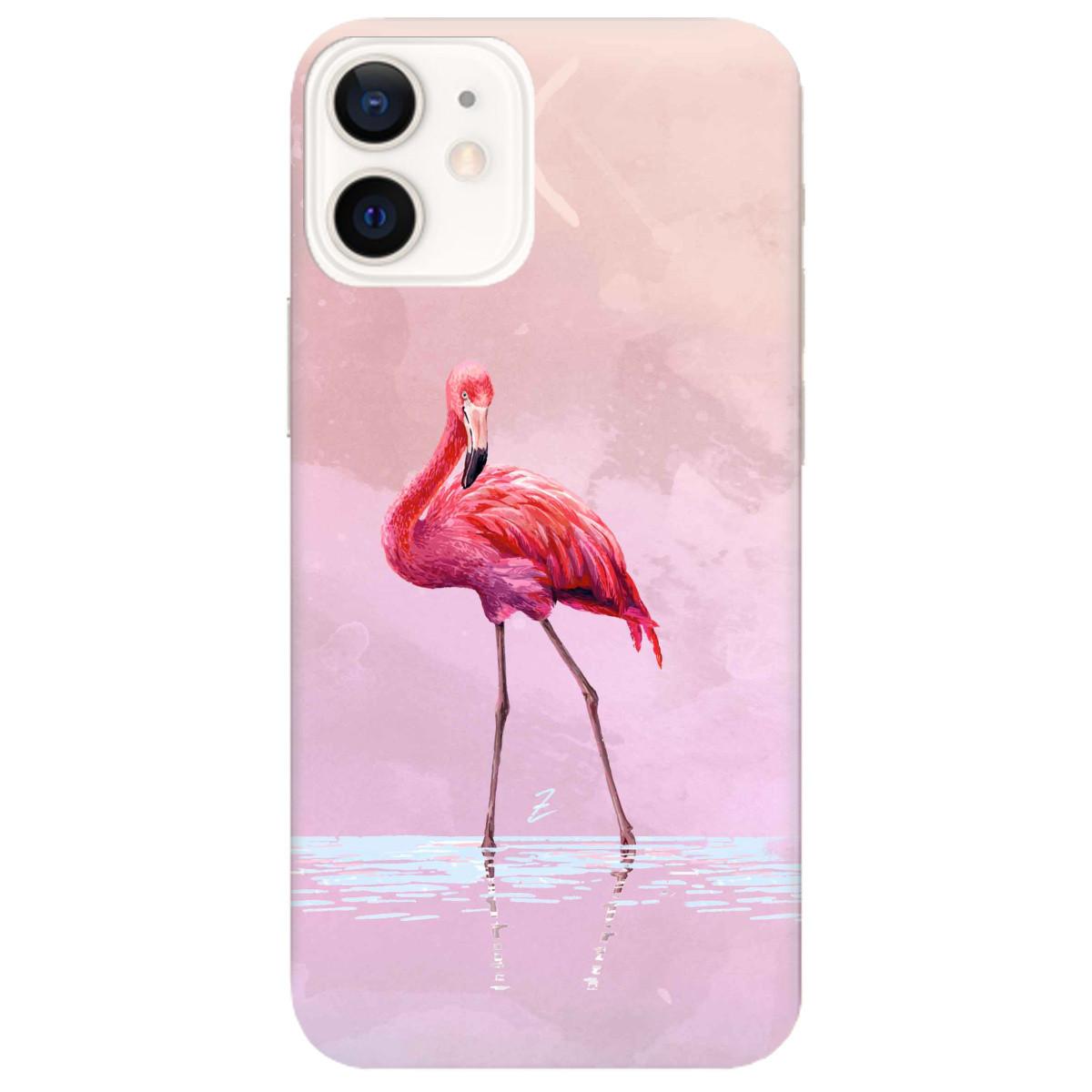 Чохол для Apple iPhone 12 Flamingo