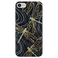 Чехол для Apple iPhone 7 Dragonfly