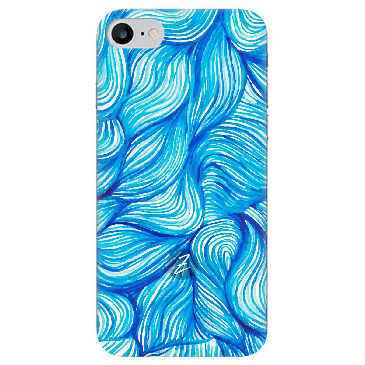 Чехол для Apple iPhone 7 Aquarelle