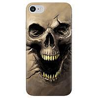 Чехол для Apple iPhone 7 Skull
