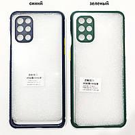 Чехол прозрачный Miqilin case для OnePlus 8T