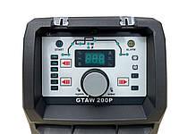 Аргонодуговой сварочный аппарат СПИКА GTAW 200P DC