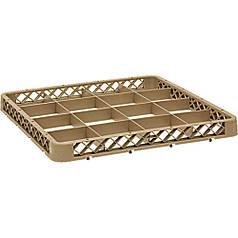 Надставка для кассеты в посудомойку 16 ячеек Stalgast 811610