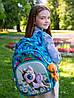 Набор школьный для девочки рюкзак SkyName R3-228 + мешок для обуви, фото 5