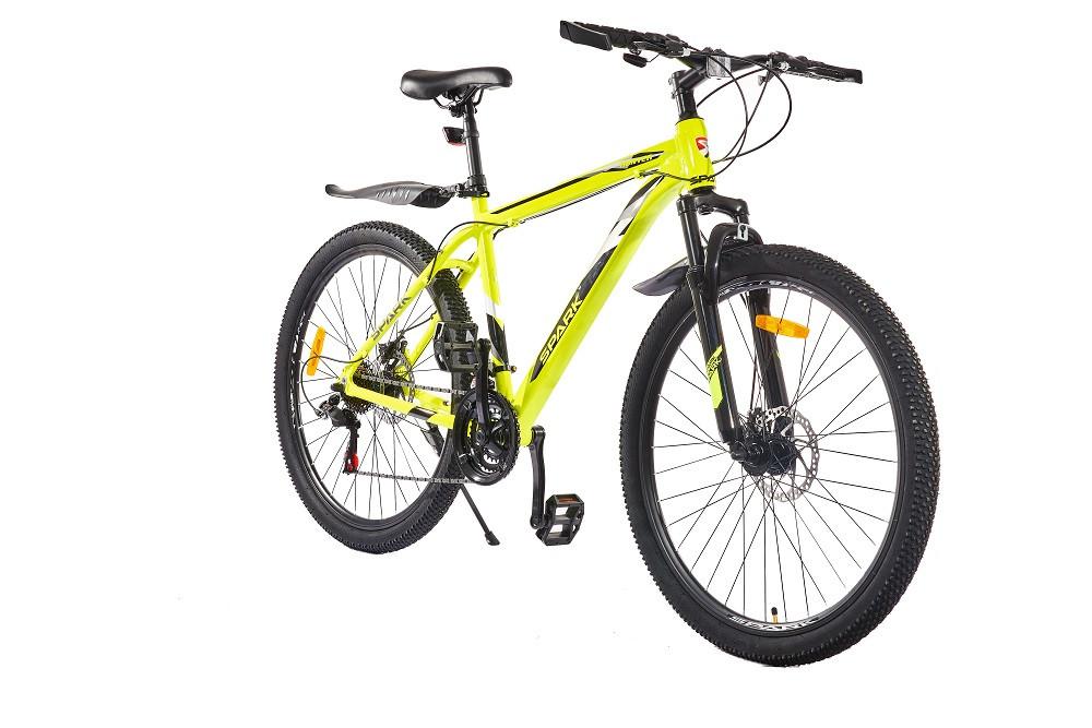 Велосипед SPARK HUNTER 27,5-AL-19-AM-D