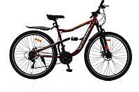 Велосипед SPARK X-RAY 29-ST-19-AM2-D (Красный с оранжевым)