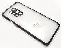Чохол прозорий Miqilin case для OnePlus 8 Pro