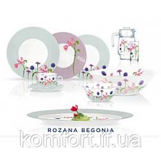 Сервіз Luminarc Rosana Begonia N2143 46 предметів