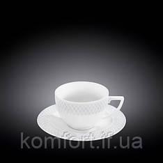 Чашки с блюдцами Wilmax WL-880105/6C