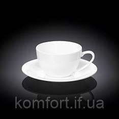 Чашка с блюдцем Wilmax WL-993001