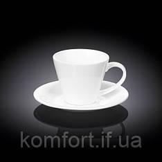 Чашка с блюдцем Wilmax WL-993004