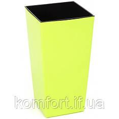 Квітковий горщик Lamela Финезия 190 Лимон
