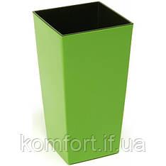 Квітковий горщик Lamela Финезия 190 Світло-зелений