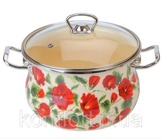 Набір емальованого посуду Epos 1600 Каркаде, фото 2
