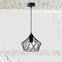 Підвісний світильник CARAVAN E27 чорний