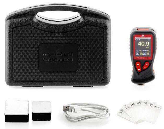 Товщиномір ADA PaintMeter 1500 (А00581)