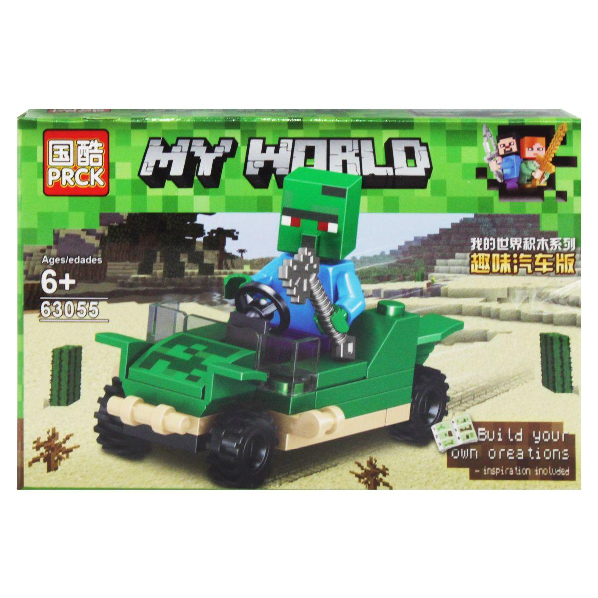 "Конструктор ""Minecraft"", вид 6 63055"