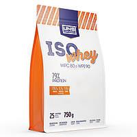 Протеин UNS Iso Whey, 750 грамм Белый шоколад