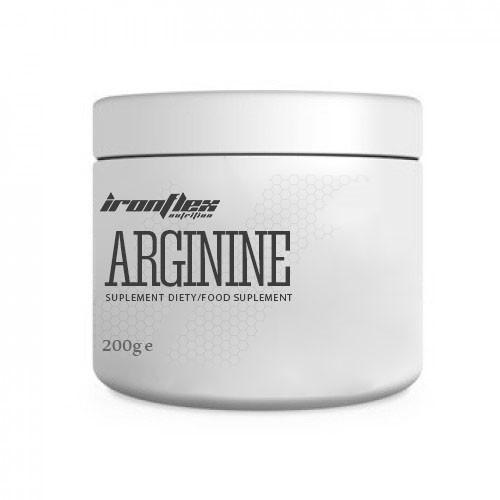 Аминокислота IronFlex Arginine, 200 грамм Натуральный