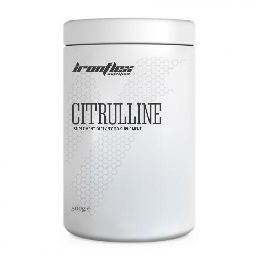 Амінокислота IronFlex Citrulline, 500 грам Кавун