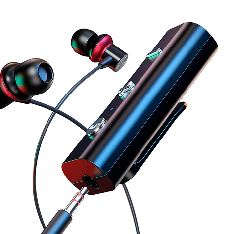 Bluetooth-ресивер Essager BT001. Bluetooth 5.0, фото 2