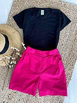 Шорты и футболка комплект женский, фото 3