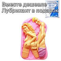 Форма для мила випічки силіконова Sex, фото 1